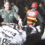 Pakistan bombing: Suspects, arms seized after attack on Christians kills 72