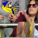 Lionel Messi breaks fan's wrist with wayward shot (VIDEO)