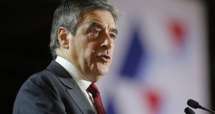 François Fillon hopes to clinch the nomination for the Les Républicains party. Photograph: Laurent Cipriani/AP Agence France-Presse in Berlin