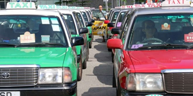 Hong Kong taxi fares set to rise after HK$2 increase in flag fall approved